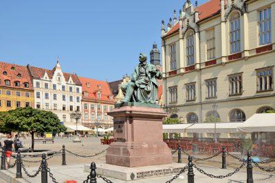 Dobry przewodnik po Wrocławiu