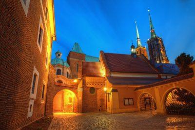 Zwiedzanie Wrocławia z przewodnikiem turystycznym